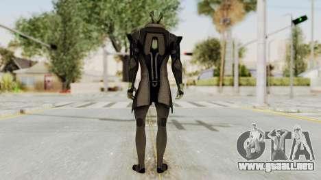 Mass Effect 2 Thanes para GTA San Andreas tercera pantalla