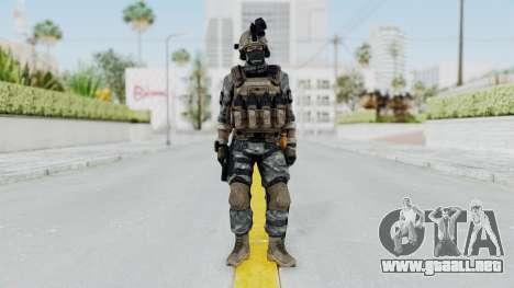 Battery Online Soldier 5 v2 para GTA San Andreas segunda pantalla