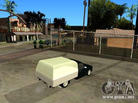 Vis 2345 para la visión correcta GTA San Andreas