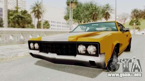 GTA VCS - Cholo Sabre para GTA San Andreas