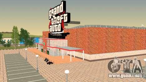 Nuevas texturas para Rusia Criminal para GTA San Andreas octavo de pantalla
