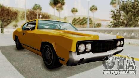 GTA VCS - Cholo Sabre para la visión correcta GTA San Andreas