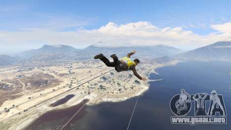 GTA 5 Nice Fly 2.5 cuarto captura de pantalla