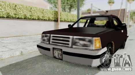 GTA 3 Manana para GTA San Andreas