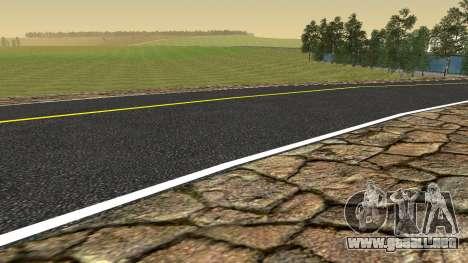 Nuevas texturas para Rusia Criminal para GTA San Andreas quinta pantalla