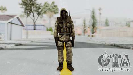 Hodeed SAS 6 para GTA San Andreas segunda pantalla