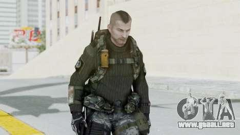 Battery Online Soldier 3 v4 para GTA San Andreas
