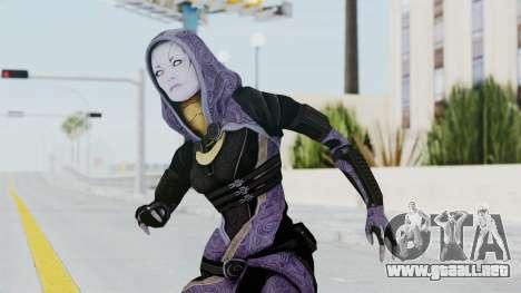 Mass Effect 3 Tali Zorah Unmasked para GTA San Andreas