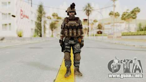 Battery Online Soldier 1 v1 para GTA San Andreas segunda pantalla