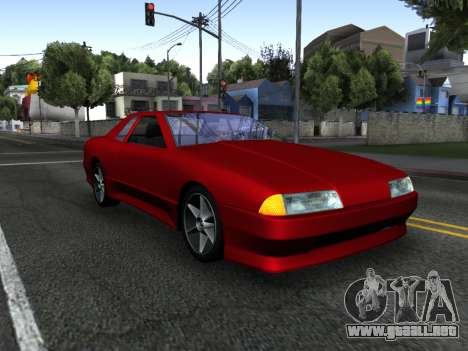Elegy PFR v1.0 para el motor de GTA San Andreas