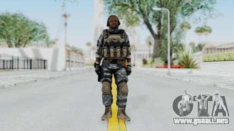 Battery Online Soldier 6 v2 para GTA San Andreas segunda pantalla