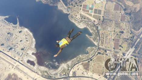 GTA 5 Nice Fly 2.5 quinta captura de pantalla