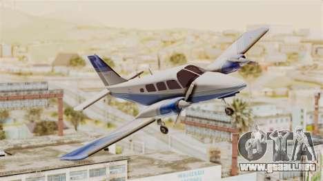 Piper Seneca II v2 para GTA San Andreas