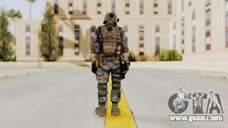 Battery Online Soldier 1 v1 para GTA San Andreas tercera pantalla