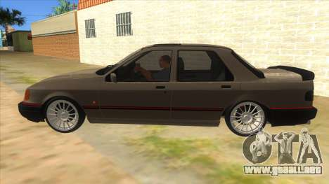 Ford Sierra Sapphire Cosworth para GTA San Andreas left