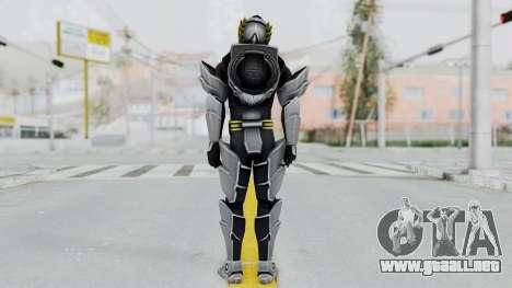 Power Rangers Megaforce - Knight para GTA San Andreas tercera pantalla