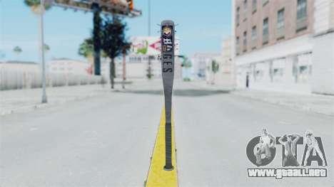 Nail Baseball Bat v5 para GTA San Andreas segunda pantalla
