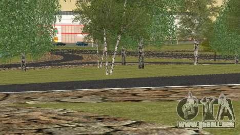 Nuevas texturas para Rusia Criminal para GTA San Andreas tercera pantalla