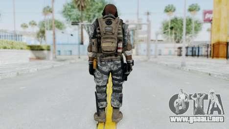 Battery Online Soldier 6 v2 para GTA San Andreas tercera pantalla