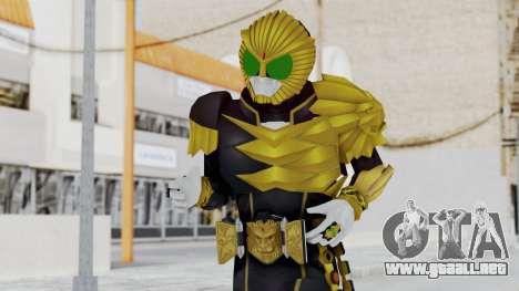 Kamen Rider Beast para GTA San Andreas