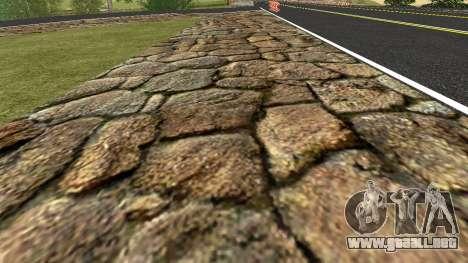 Nuevas texturas para Rusia Criminal para GTA San Andreas sucesivamente de pantalla