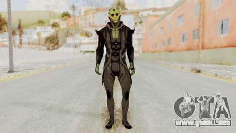 Mass Effect 2 Thanes para GTA San Andreas segunda pantalla