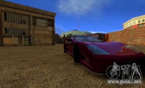 ENB - AOFX para GTA San Andreas segunda pantalla