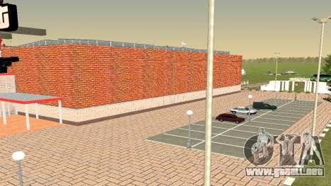 Nuevas texturas para Rusia Criminal para GTA San Andreas séptima pantalla