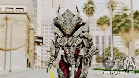 Mass Effect 3 Collector Captain para GTA San Andreas