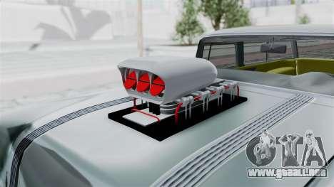 Pontiac Safari 1956 Monster Truck para GTA San Andreas vista hacia atrás