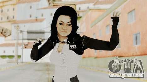 Mass Effect 3 Miranda para GTA San Andreas