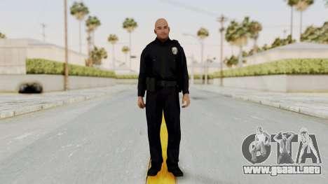 GTA 5 LV Cop para GTA San Andreas segunda pantalla