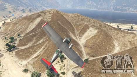 GTA 5 PBY 5 Catalina cuarto captura de pantalla