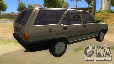 Kartal 2007 69 Serisi para la visión correcta GTA San Andreas