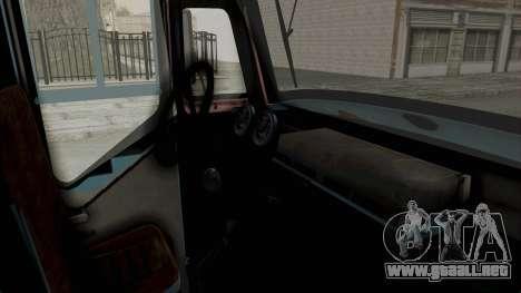 Hitman Absolution - Ice Cream Van para la visión correcta GTA San Andreas