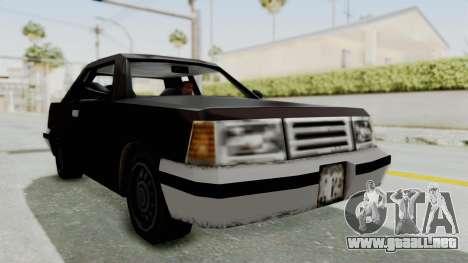 GTA 3 Manana para la visión correcta GTA San Andreas