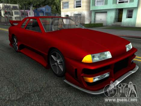 Elegy PFR v1.0 para GTA San Andreas