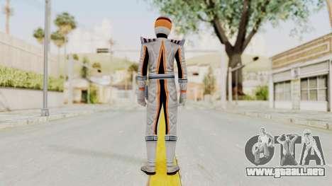 Power Rangers Operation Overdrive - Mercury para GTA San Andreas tercera pantalla