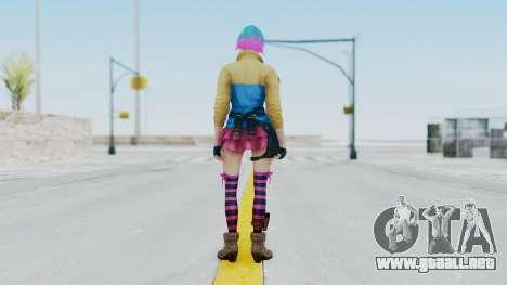 Counter Strike Online 2 - Tammy para GTA San Andreas tercera pantalla