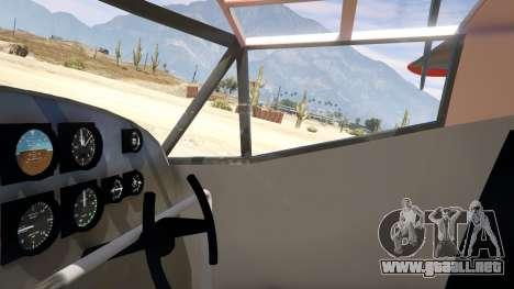 GTA 5 PBY 5 Catalina sexta captura de pantalla