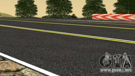 Nuevas texturas para Rusia Criminal para GTA San Andreas segunda pantalla