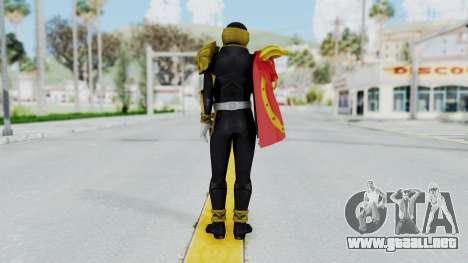Kamen Rider Beast Buffa para GTA San Andreas tercera pantalla