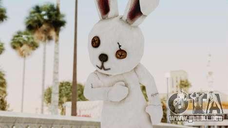 Lollipop Chainsaw Juliet Starling BunnyRabbit para GTA San Andreas