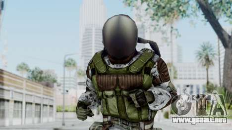 Monolith Scientific Suit para GTA San Andreas