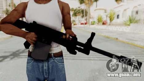 LSAT para GTA San Andreas tercera pantalla