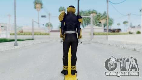 Kamen Rider Beast para GTA San Andreas tercera pantalla