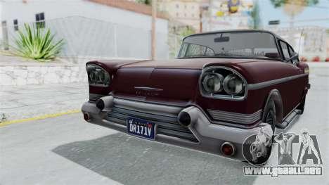 GTA 5 Declasse Tornado Bobbles and Plaques para la visión correcta GTA San Andreas