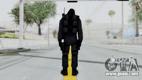 Hodeed SAS 9 para GTA San Andreas tercera pantalla