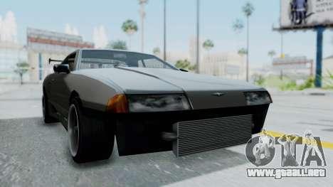 Elegy Rocket Bunny 1.0 para GTA San Andreas