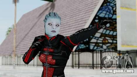 Mass Effect 2 Monrith Commando para GTA San Andreas